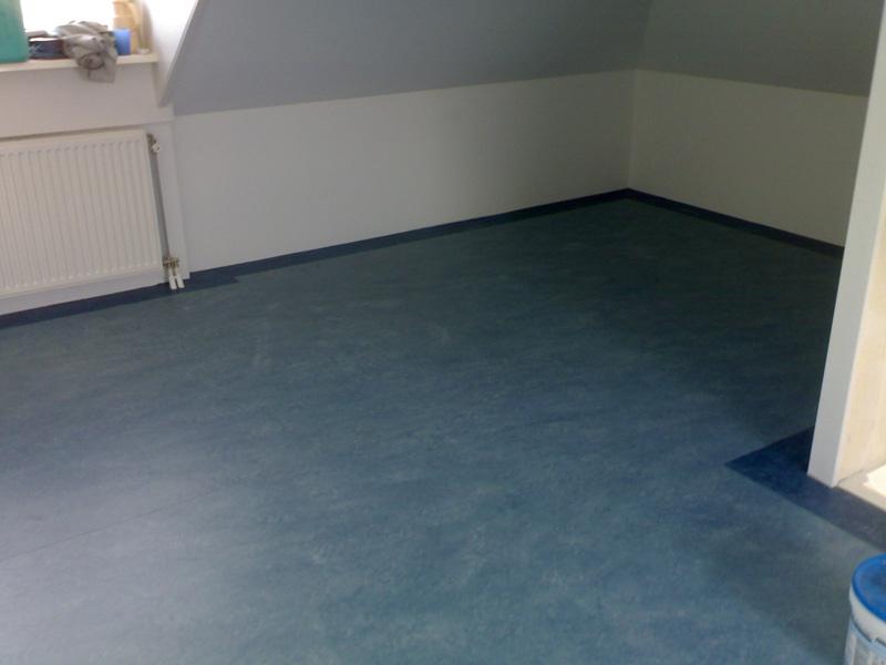 Edl woning en projectstoffering culemborg marmoleum vloeren