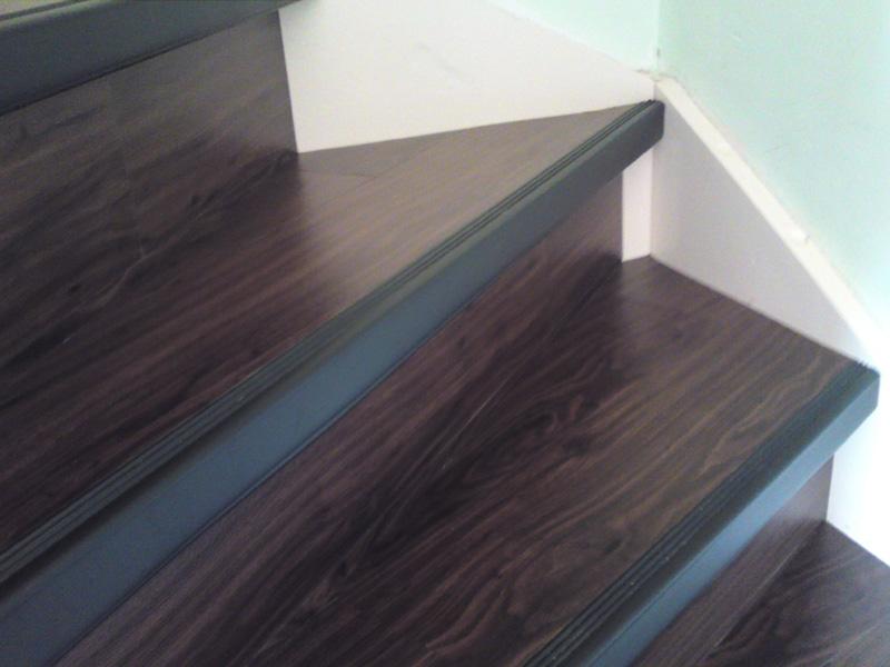 Edl projectstoffering culemborg trappen - Hoe een trap te kleden ...